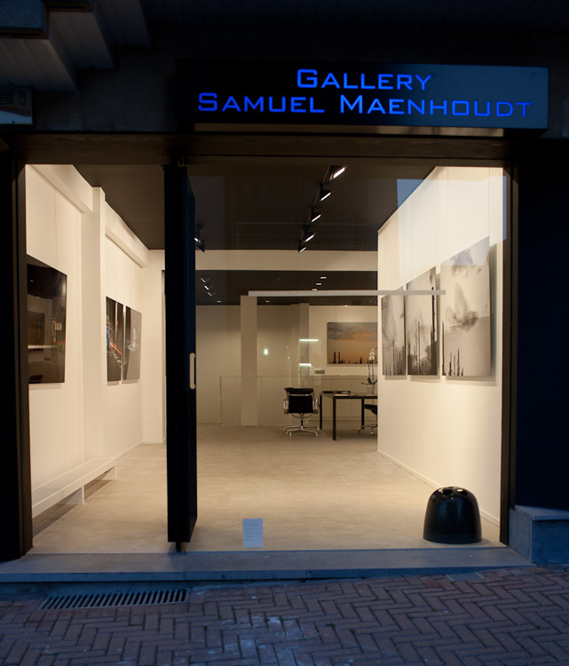 The Gallery from outside
