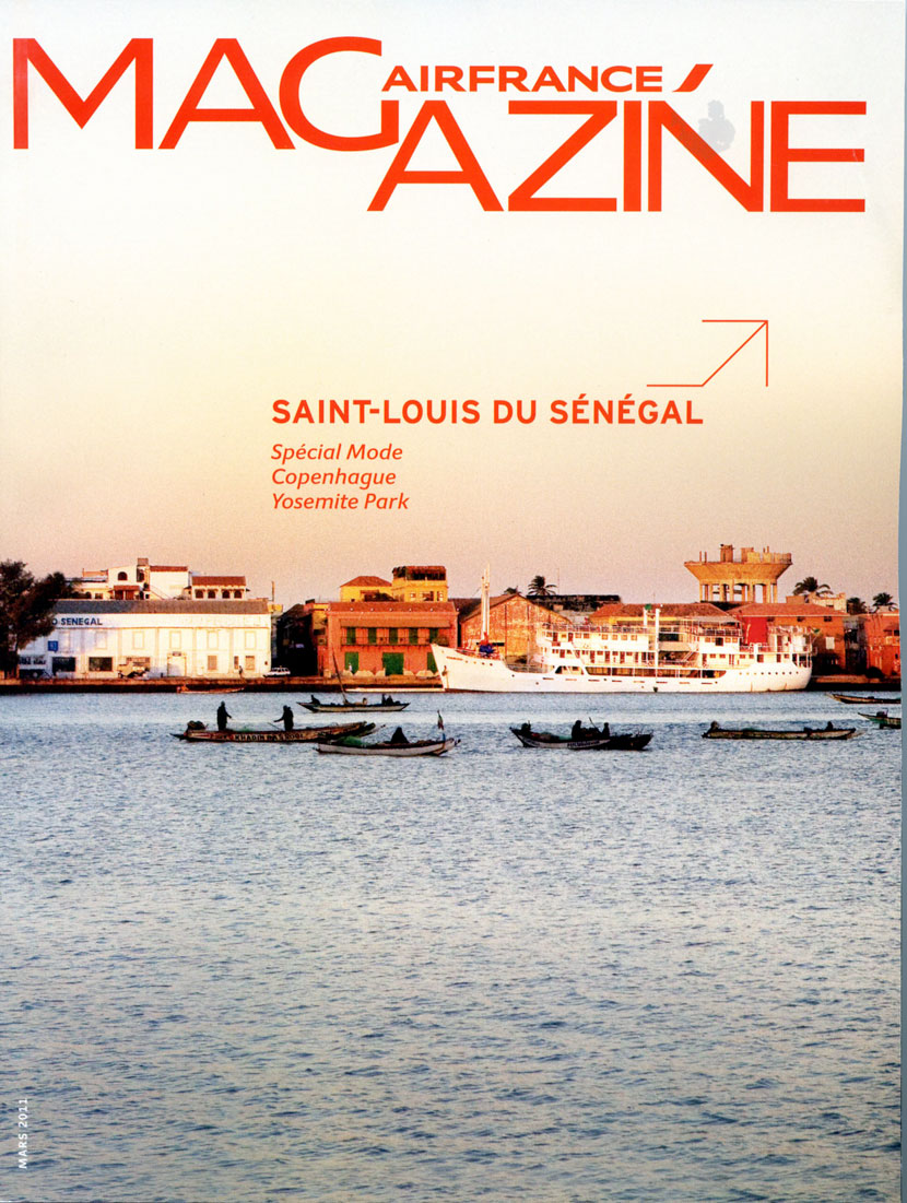 Célèbre Attractions on Air France Magazine | Massimo Cristaldi HI24