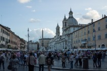 The museum is 2 minutes from Piazza Navona
