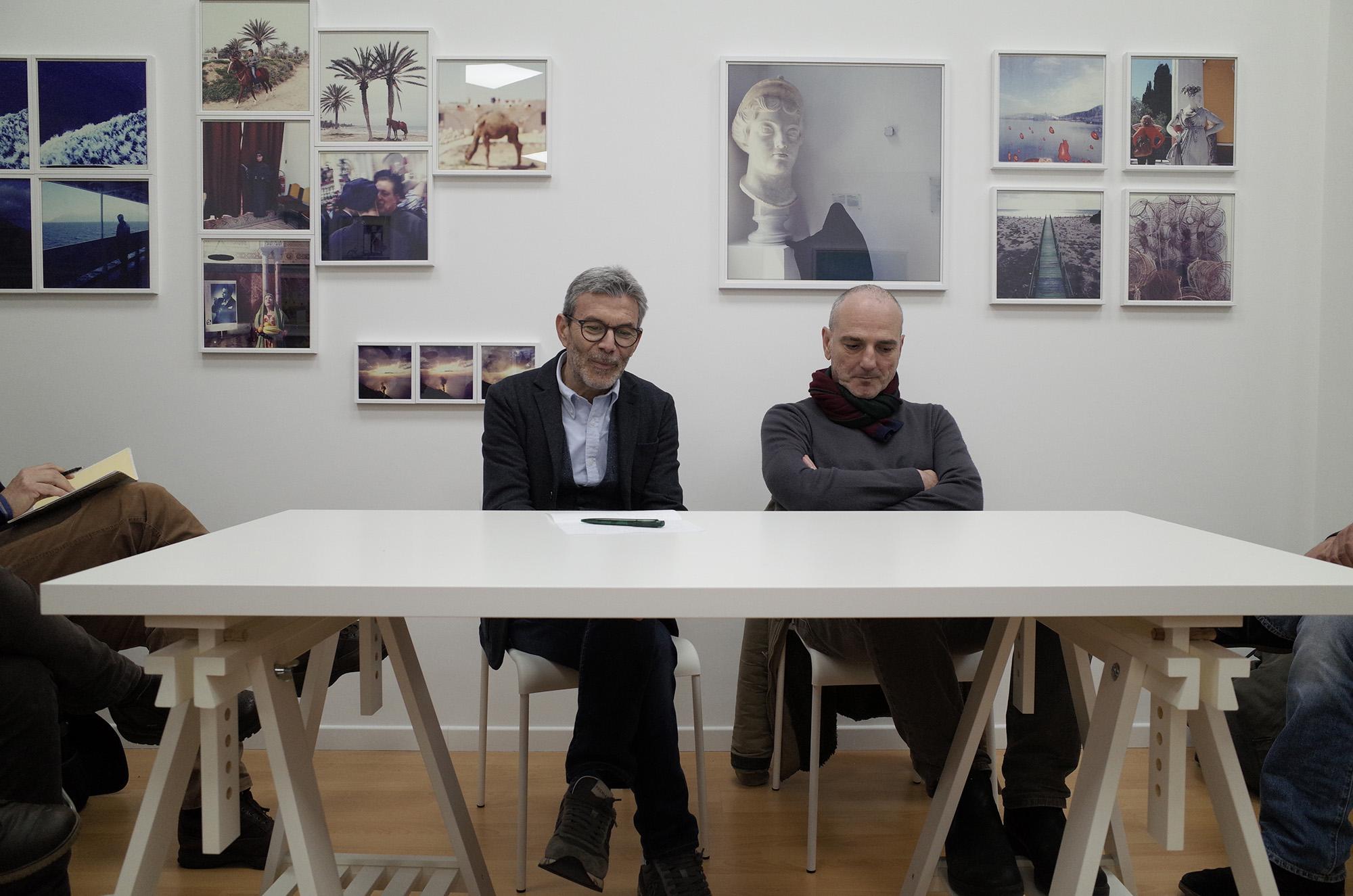 Massimo Siragusa e Stefano De Luigi